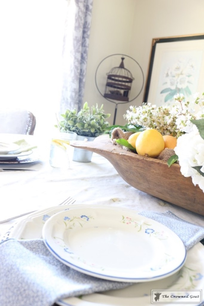 How to Create a Summer Tablescape-The Crowned Goat-12