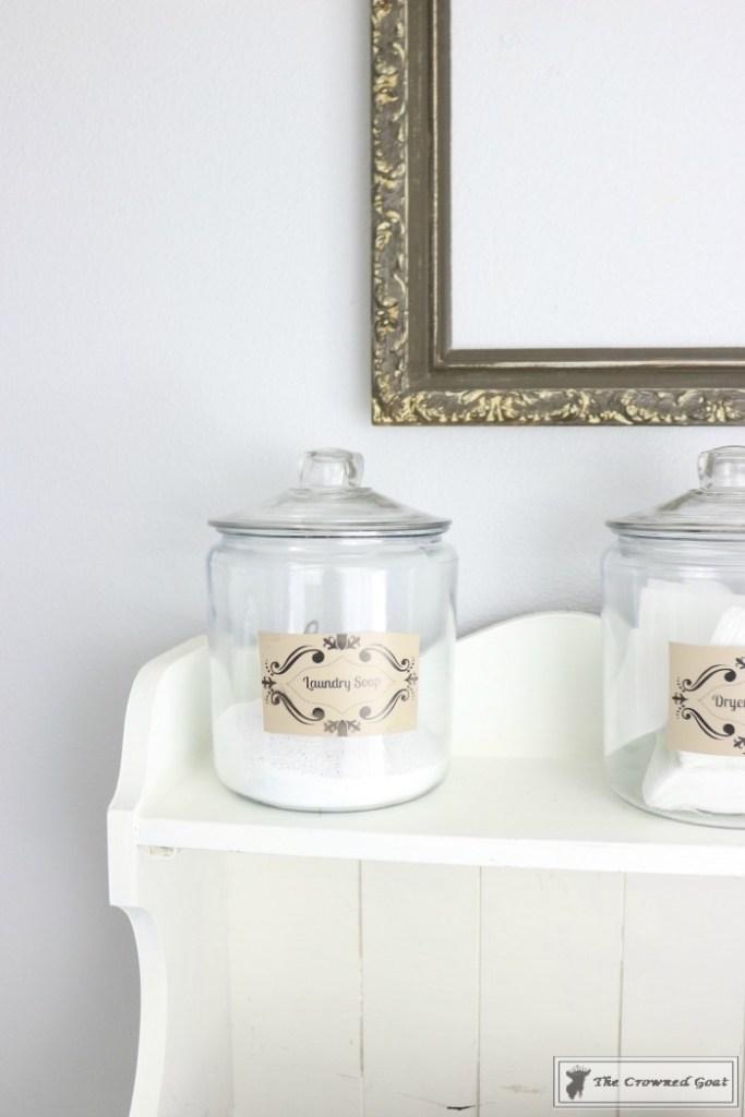Nine Ways to Keep the Laundry Room Organized-10