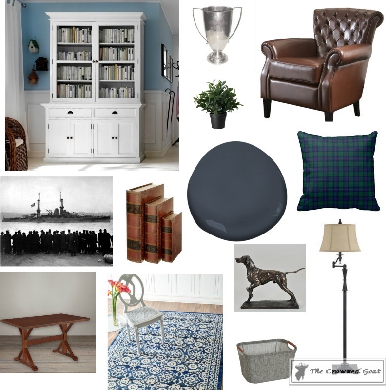 Home Office Makeover Reveal-The Crowned Goat-2