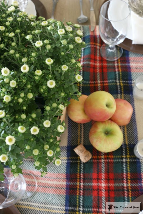 How to Decorate for Fall with Apples-5