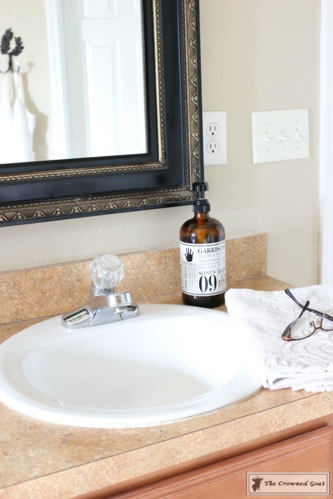 Master Bathroom Makeover-The Crowned Goat-22