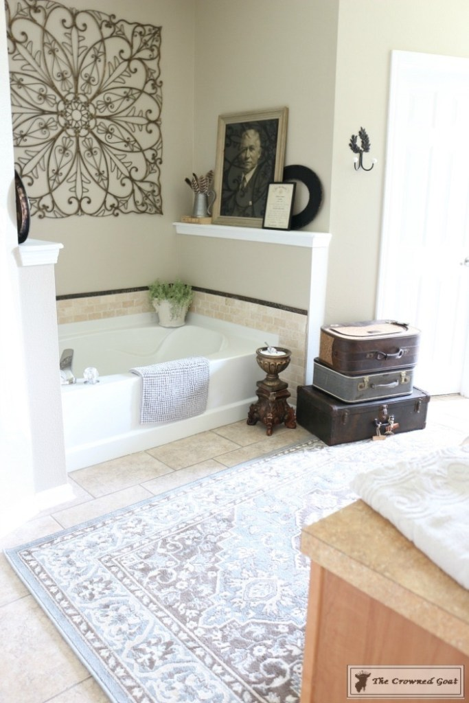 Master Bathroom Makeover-The Crowned Goat-5