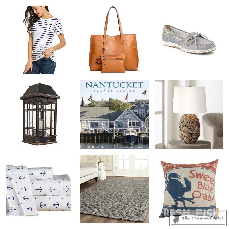 Nantucket Inspired Finds on Amazon-3