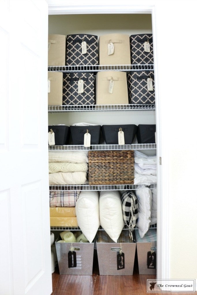 Tips and Tricks for Clutter Free Linen Closets-13