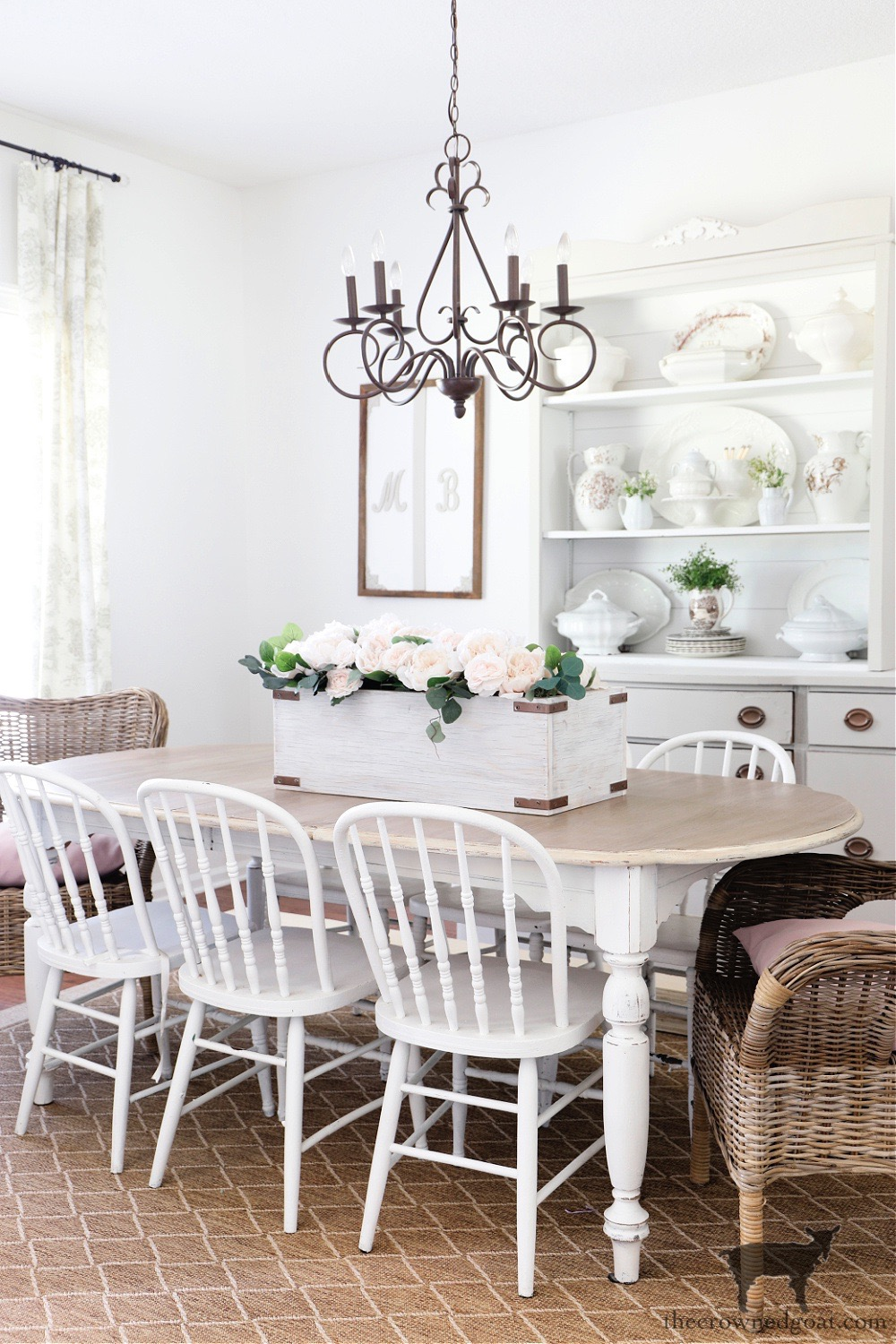 Housekeeping Habits We Practice Every Day-Dining Room-The Crowned Goat