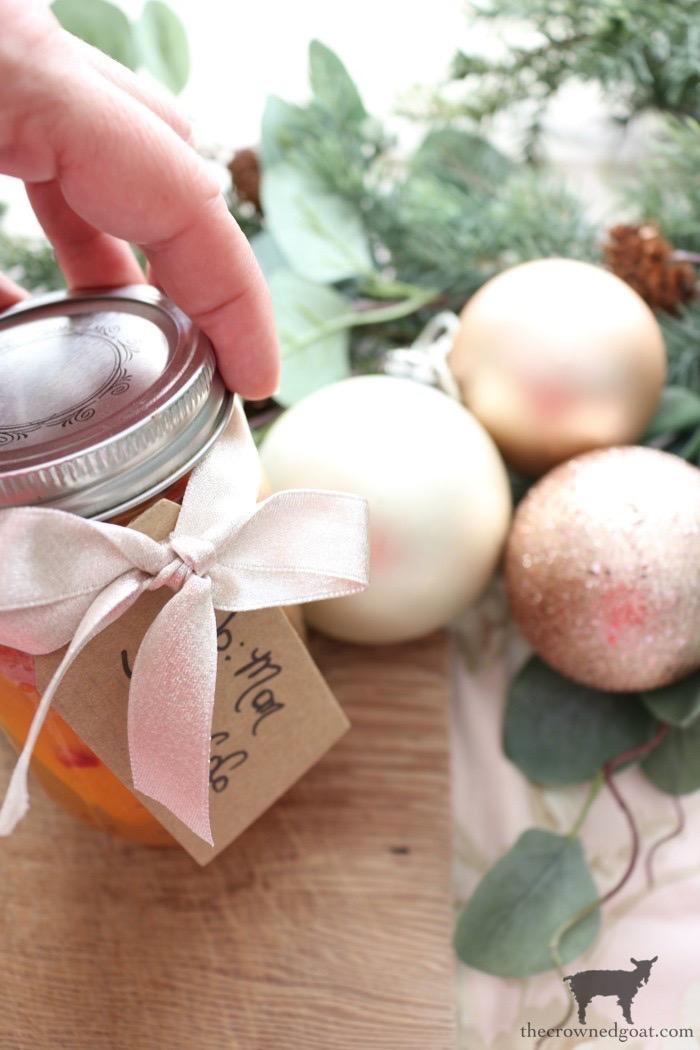 Orange Pomegranate Cider Simmer Pot