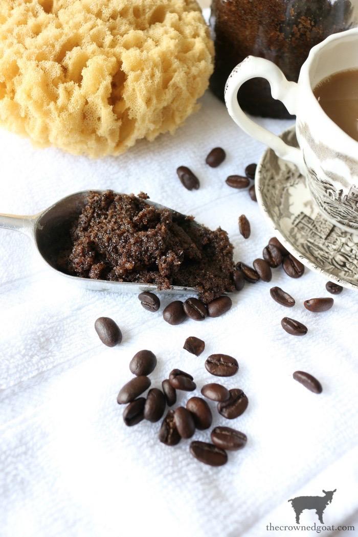 Cinnamon-Vanilla-Latte-Brown-Sugar-Scrub-The-Crowned-Goat-3 Cinnamon and Vanilla Latte Brown Sugar Scrub Crafts DIY Holidays