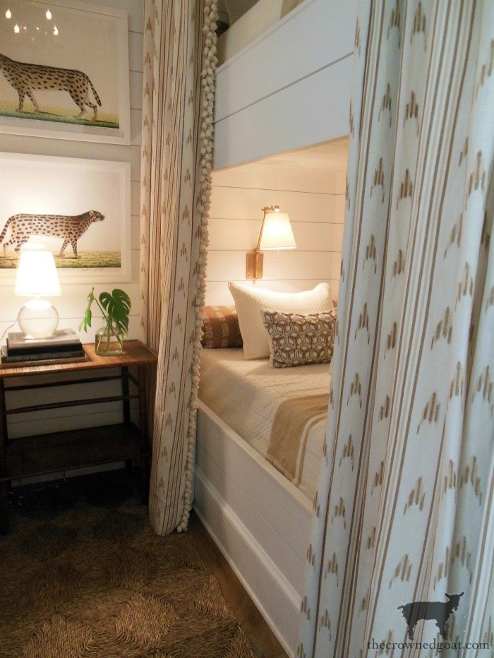 Southern Living Idea House - Bunk Beds