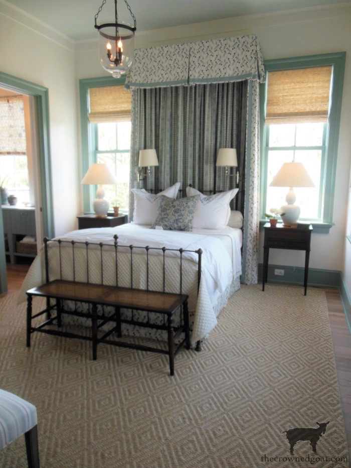 Southern Living Idea House - Master Bedroom