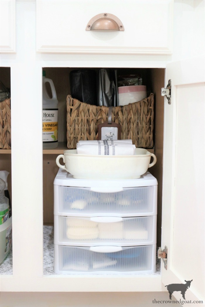 How to Tame Cleaning Cabinet Clutter