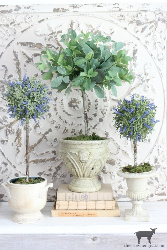 Quick & Easy 5 Minute Topiary