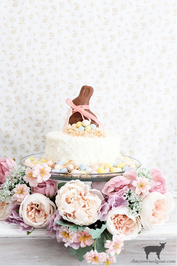 How to Decorate a Store-Bought Cake for Easter
