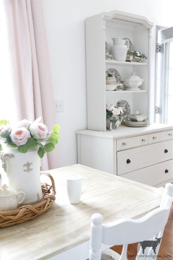 French Country Breakfast Nook-The Crowned Goat
