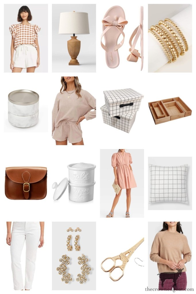 Neutrals from Target and Amazon-The Crowned Goat