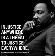 Civil disobedience landed MLK in the Birmingham jail where he penned these words on April 16, 1963.