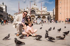 Family St. Mark's Basilica