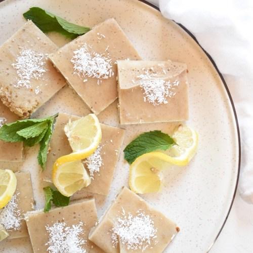 emmy's lemon ginger recipes