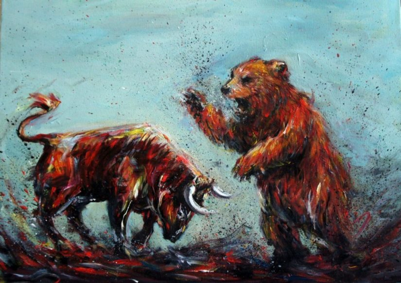Crypto Bulls Vs Bears
