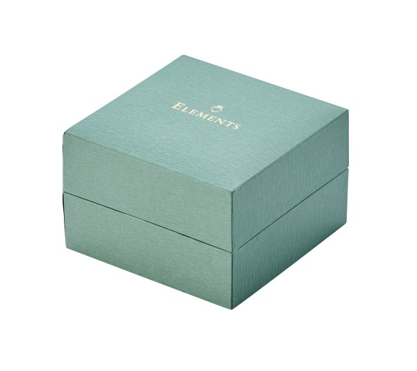 elements silver gift box