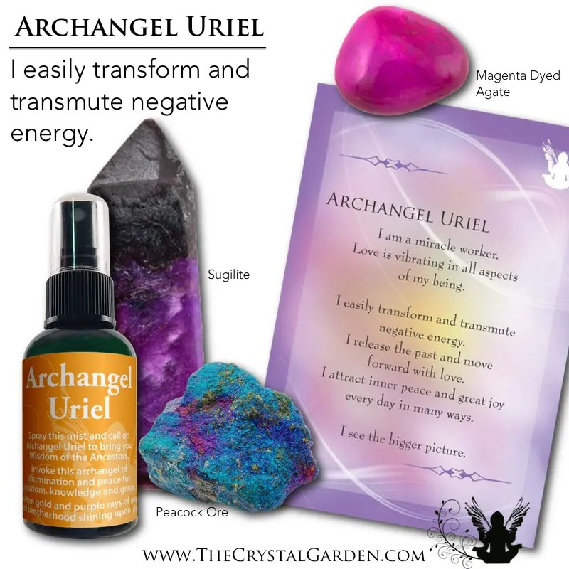 Tools for Archangel Uriel