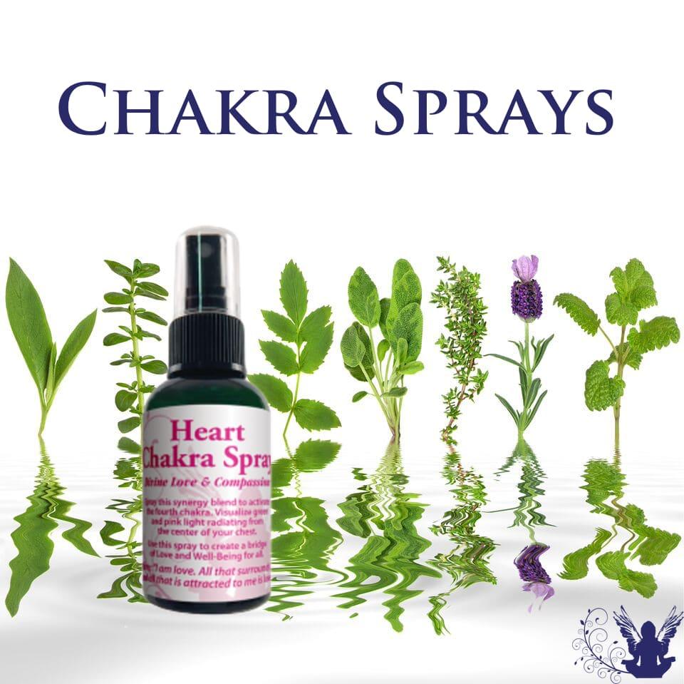 Aromatic Mists Chakra