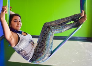 Aerial Fitness Challenge