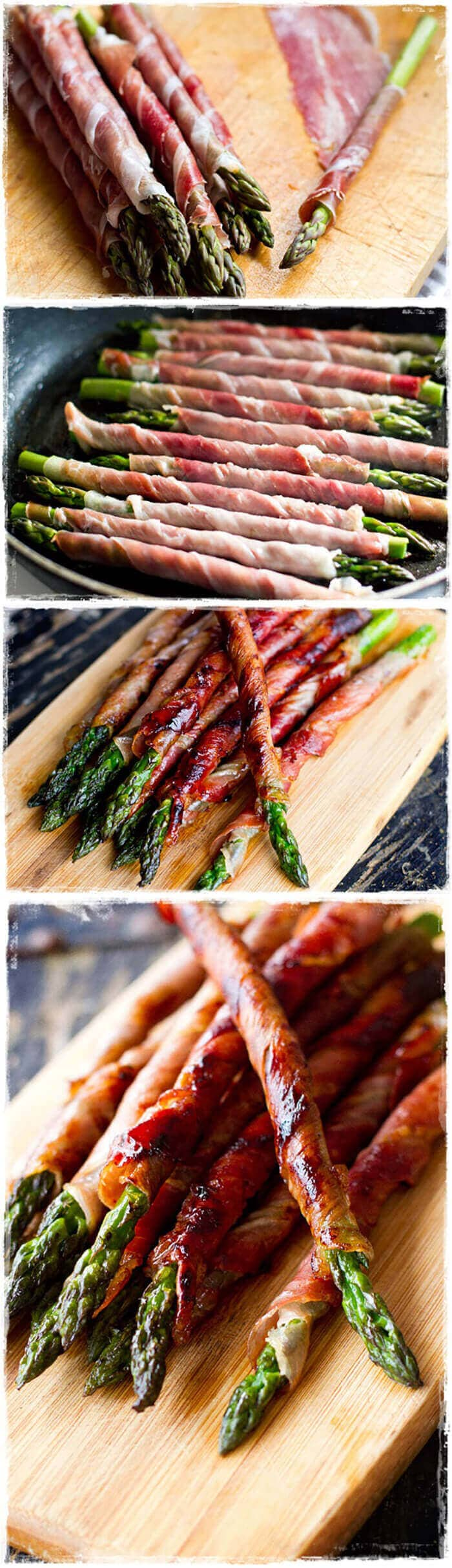 Prosciutto Wrapped Asparagus-easter side dishes recipes-easter side dishes vegetables-easter side dishes make ahead-easter side dishes recipes veggies-easter side dishes recipes simple