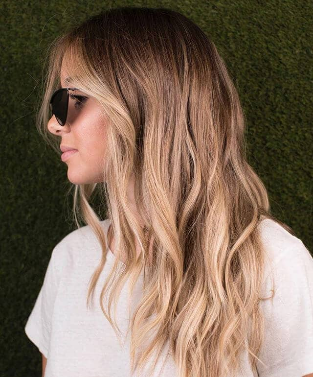 Beautiful Natural Blonde Highlights for Light Brown Hair