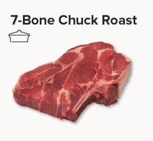 seven bone chuck roast