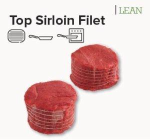 top sirloin filet