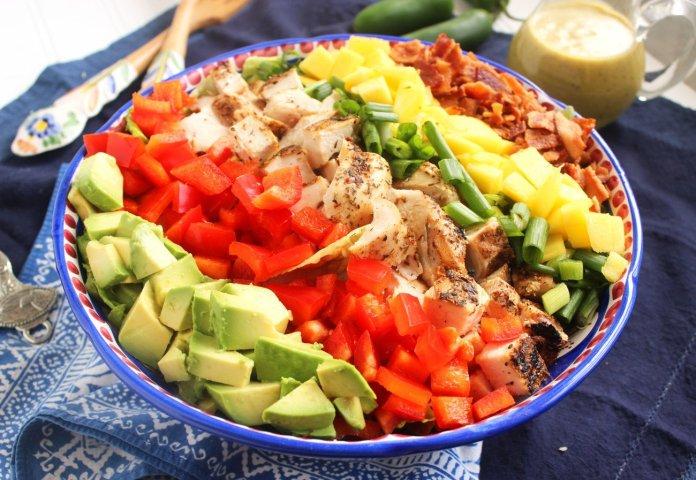 types of salad