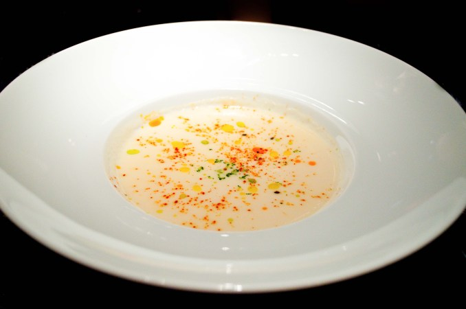 Veloute Derivative Sauces - The Culinary Cook