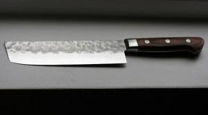 A Nakiri Knife