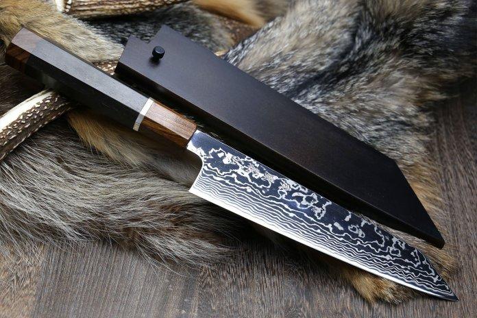 kiritsuke japanese kitchen knife