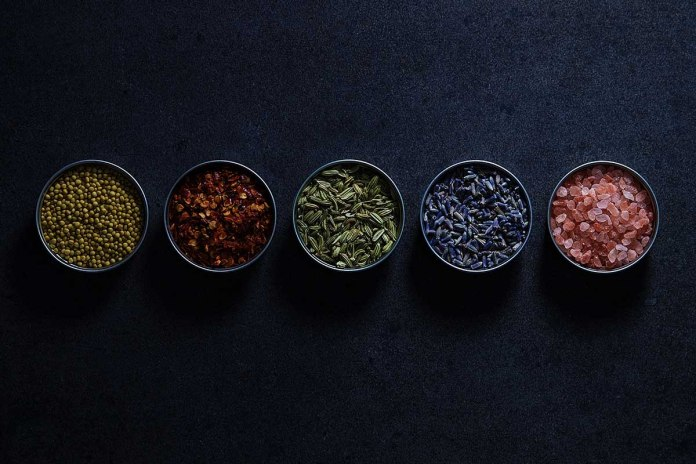 spice blends chile salts