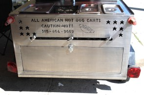 All American Hot Dog Carts