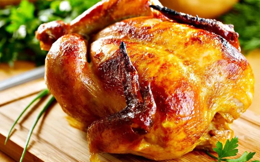 Julia Child's Recipe for Roast Chicken