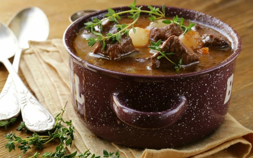 Julia Child's Recipe for Boeuf Bourguignon