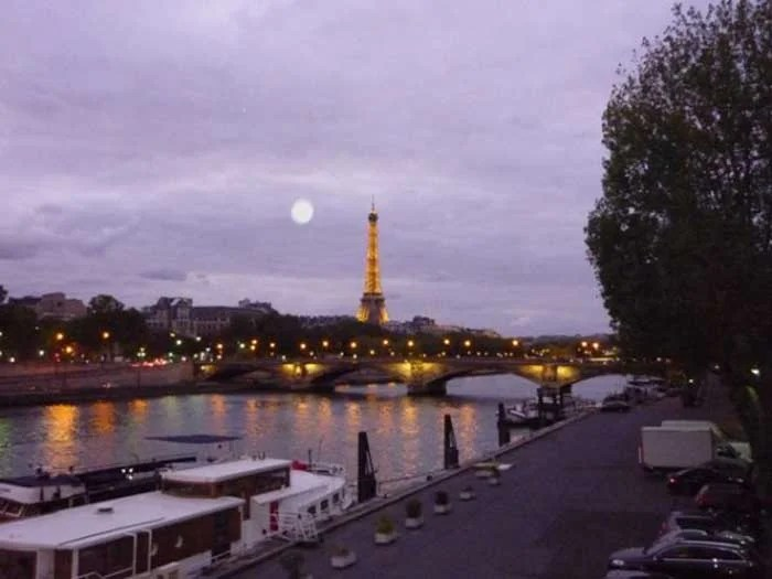The Seine River in Paris | TheCulinaryTravelGuide.com