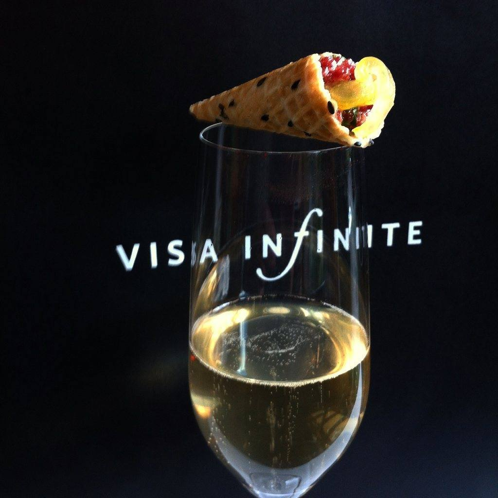 Visa Infinite Dinner at Old Vines Restaurant at Quail's Gate Winery | TheCulinaryTravelGuide.com