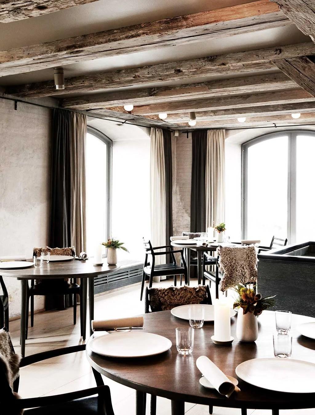 Restaurant noma, Copenhagen