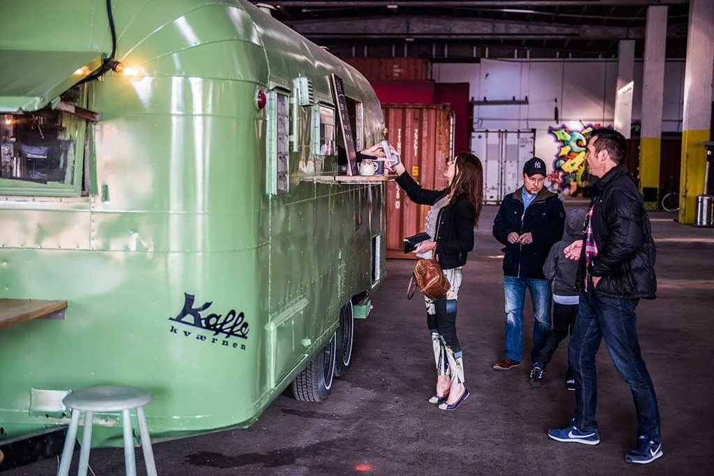 Kaffee Rasmus, Copenhagen Street Food