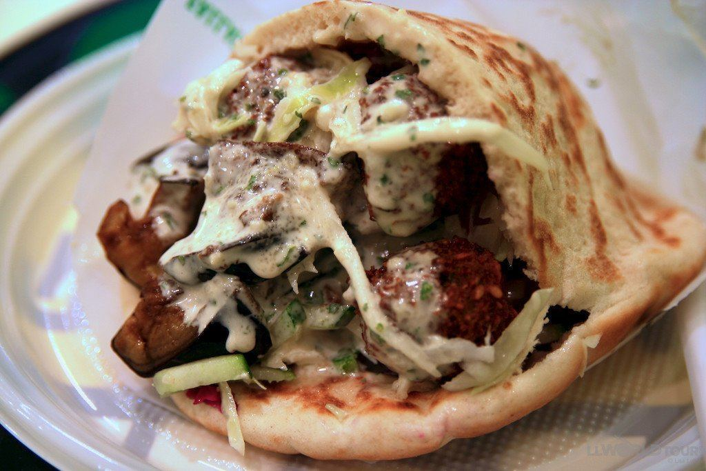 Falafel (photo by LLWorldtours) | TheCulinaryTravelGuide.com