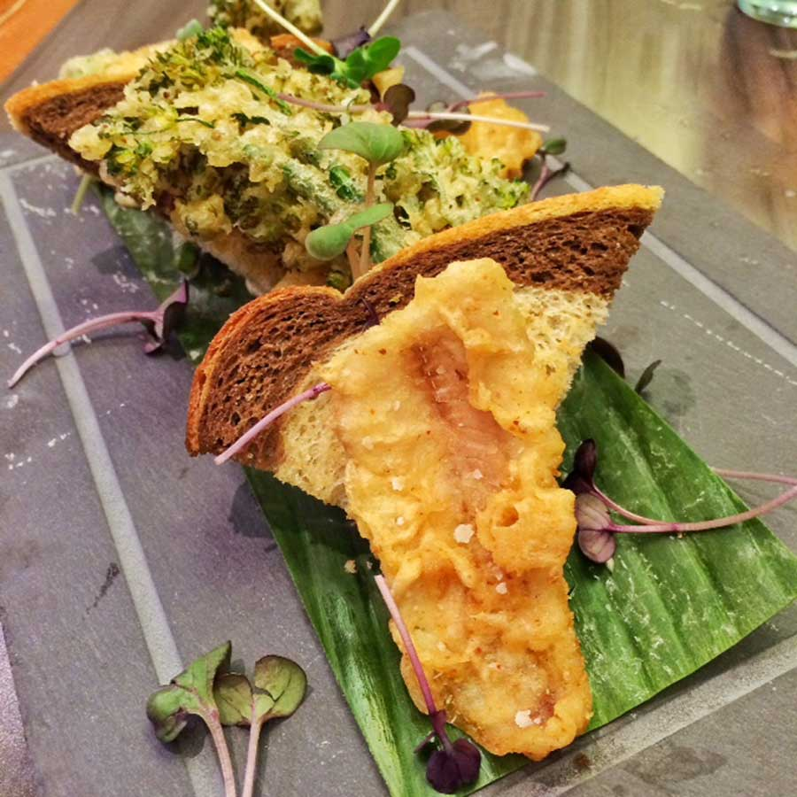 Fish Fry at Locavore | TheCulinaryTravelGuide.com