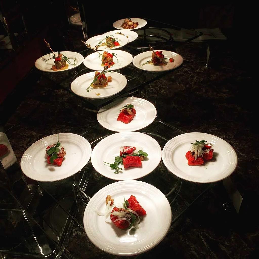 Small Plates at Potawatomi Resort | TheCulinaryTravelGuide.com