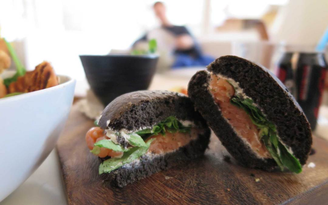 No Lunch Bag Letdown at Salted Brick