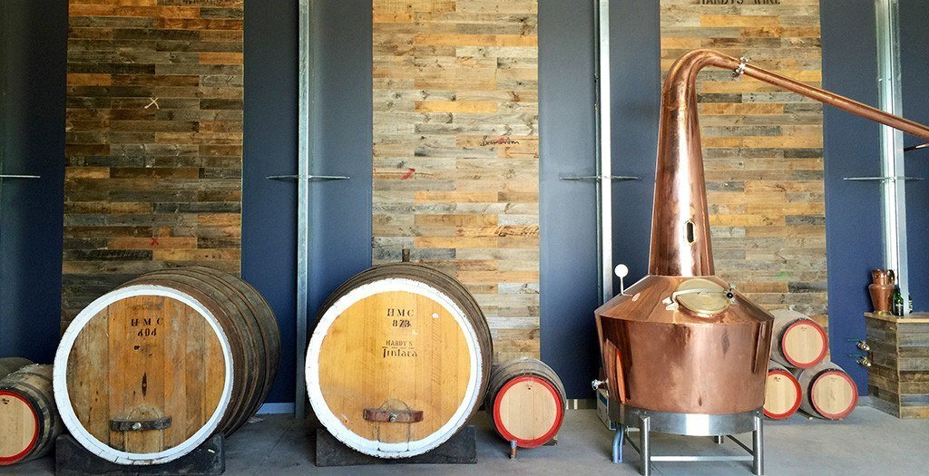 Whiskey Distillery to Anchor Artisan Village in South Australia