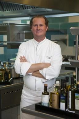 Chef Gianluca Re Fraschini, Eden Roc at Cap Cana, Dominican Republic