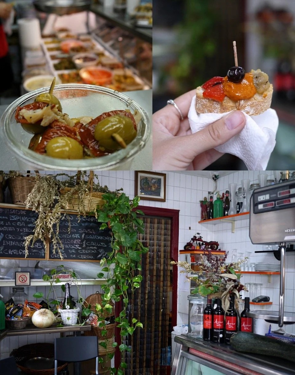 We asked 25 travel bloggers to inspire you with a glimpse inside the best food tours they've ever taken. Here's what they had to say.| photo collage contributed by Cyra Alcock, The Road Less Forked