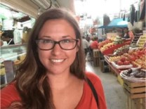 Megan Stetzel, Forks and Footprints